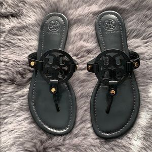 Tory Burch Miller Sandal Sz 8